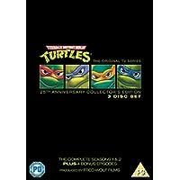 Teenage Mutant Ninja Turtles - Complete Seasons 1-2