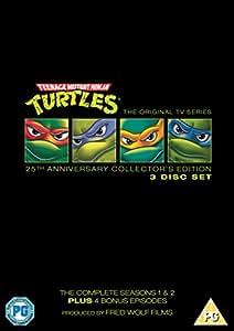Teenage Mutant Ninja Turtles 25th Anniversary Special Edition [Import anglais]