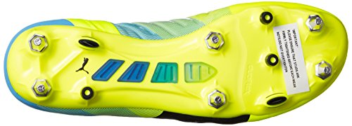 black Fu脽ballschuhe Puma Evopower blue atomic Gelb Mixed 3 01 Sg yellow 1 safety Herren vYUqxvw