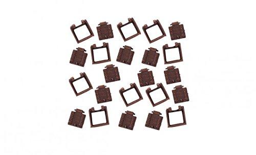 Complete gun porte pieces per bag 3 9x9 ( occre - 17007 )