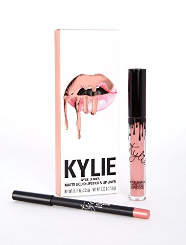 KYLIE JENNER Lip Kit Matte Liquid Lipstick & Lip Liner in KOKO K by Kylie
