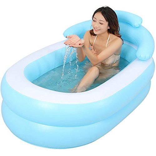 Kinderfreundliche aufblasbare Wanne Erwachsene Badfässer Kinderbadfässer