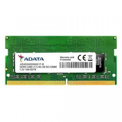 A-DATA 4GB DDR4 2400 Mhz Premier Laptop RAM