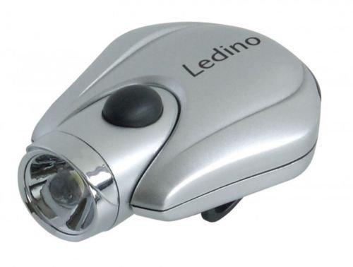Ledino LED Clipleuchte Klemmleuchte Stirnleuchte für Baseballcaps verstellbar
