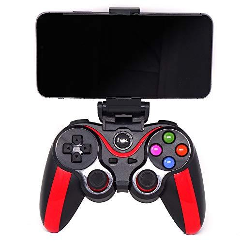 vinciannit Joystick Bluetooth Joypad Controller Gaming für PS3 PC FOYU F0-613