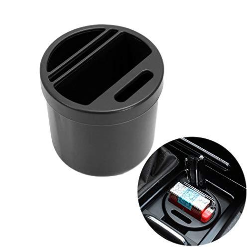 Fansport Auto Sitz Taschen Auto Konsolen Taschen Münzen Organisator für Auto (Konsole Für Auto)