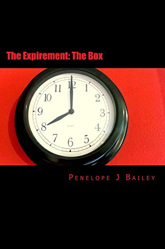 The Expirement: The Box book cover
