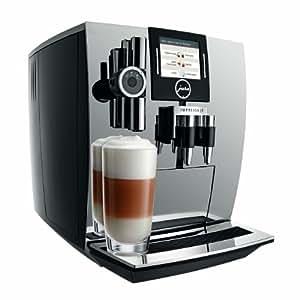 Jura Impressa J9 One Touch TFT Coffee Machine, Chrome