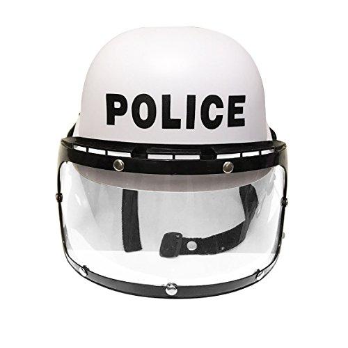 BESTOYARD Polizeihelm Kinder Polizei Cosplay Kostüm Zubehör