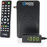 Anadol ADX HD 333Mini HD HDTV Digital Multi-Flujo Receptor de satélite
