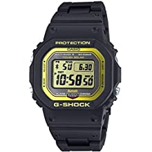 CASIO Herren Digital Quarz Uhr mit Resin Armband GW-B5600BC-1ER