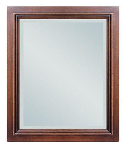 Spiegel aus Holz 76 x 92 cm - Italienische Holzrahmen