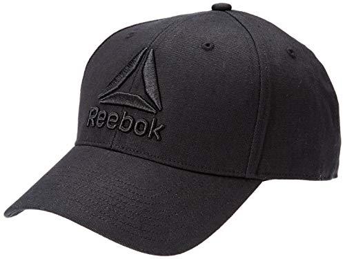 Reebok Act Enhanced Baseball Cap DU7176 Unisex, Schwarz -