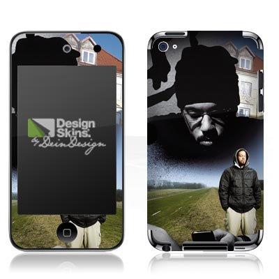 Apple iPod Touch 4. Generation Folie Skin Aufkleber Schutzfolie DesignSkin - Samy Deluxe - Dis wo ich herkomm Graphic Flash Skin