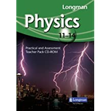 Longman Physics 11-14: Practical and Assessment Teacher Pack CD-ROM (LONGMAN SCIENCE 11 TO 14) by Penny Johnson (2009-12-14)