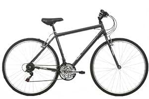 Activ Men's Glendale City Urban Bike - Grey, 700C cm
