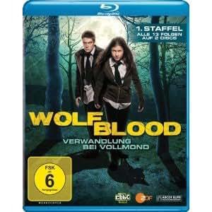 """Wolfblood - Season 1"" - (""CBBC"") - Blu-ray (Region B) - Import - english audio"