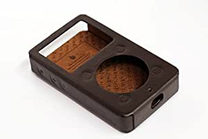 Dignis Leather Case for FiiO X3K (X3 2nd Generation, X3 II) - Hand Made in Korea with Italian Leather (Brown)
