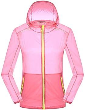 Zhuhaitf Multi-color Premium Unisex Rainproof Waterproof Anti-UV Jacket 3201