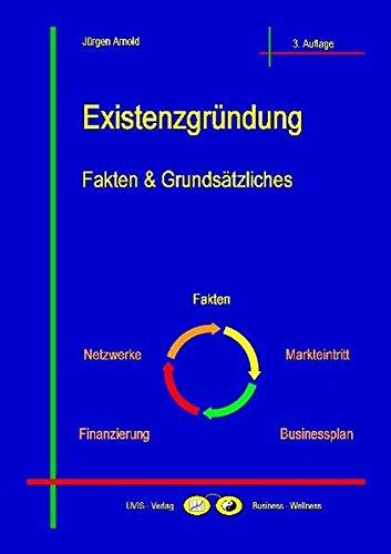 Existenzgründung: Fakten & Grundsätzliches (Business-Themen)