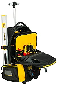 WHEELED TOOL BACKPACK / RUCKSACK 1-79-215 By STANLEY FAT MAX from Stanley Fat Max
