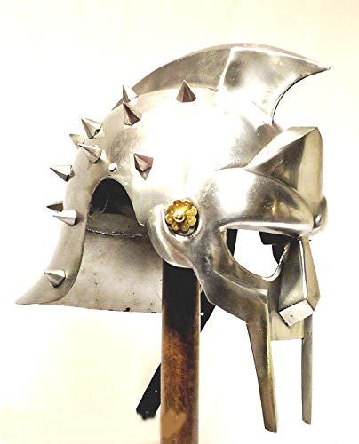 Maximus Kostüm - Gladiator Maximus Helm / Einbau Liner - Film / Film / LARP / Rollenspiel / Kostüm