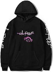 SIMYJOY Lil Peep Pullover Weep Hoody EMO Sweatshirt For Men Women Teen