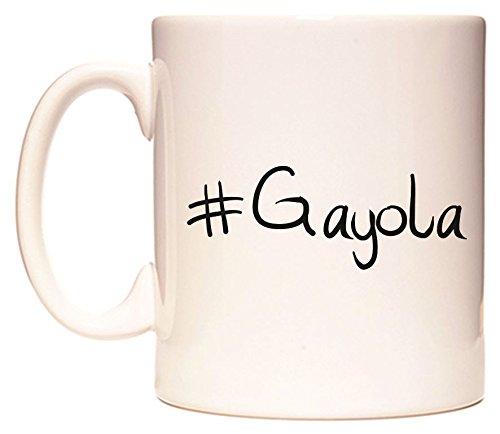 #Gayola Taza por WeDoMugs
