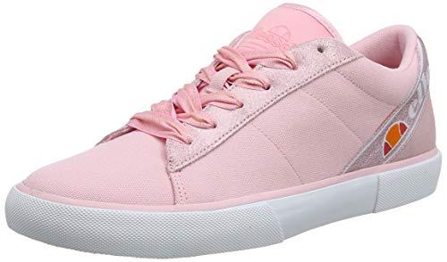 ellesse Damen Massimo Sneaker, Pink Glitt Almond Blossom, 37 EU -