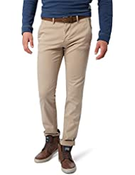 Tom Tailor Denim - Chino Tom Tailor Denim Solid With Belt