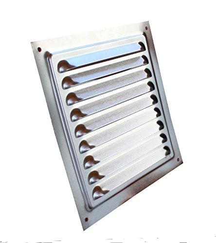 Lüftungsgitter Aluminium 300 x 300 mm