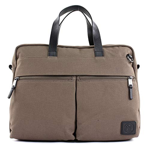 Marc O'Polo Theodor Business Bag M Forest Green