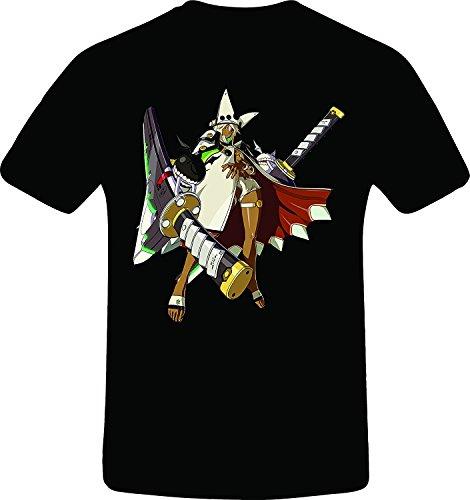 PAPAGBRBYPHXLL Herren's Guilty gear, Best Quality Costum Tshirt XX-Large