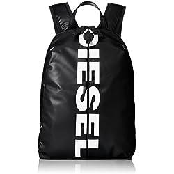 Diesel X05479, Mochila Unisex Adulto, Negro (Black), 1x27x23 cm (W x H x L)