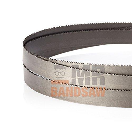 1300 x 13 x 0.65mm x 14 TPI M42 Bimetal cuchilla para sierra de cinta