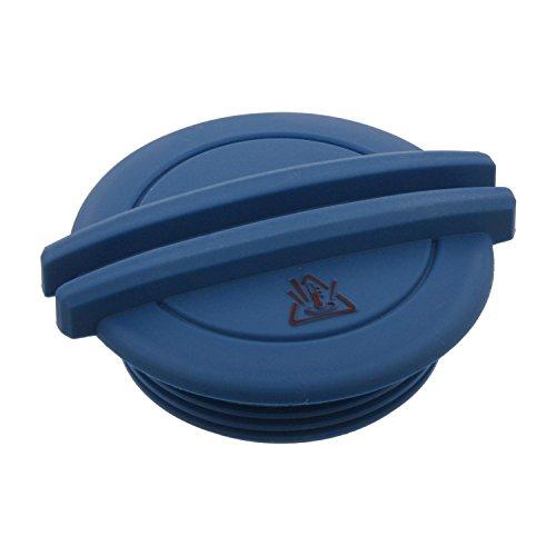 Kühlerverschlussdeckel / Kühlerdeckel für Ausgleichsbehälter, blau, 1 Stück ()