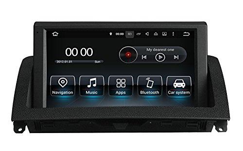 Mercedes C Klasse W204 Android Autoradio GPS Navi Touchscreen Bluetooth USB SD (W204 Mercedes)