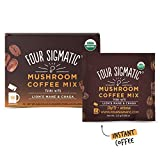 FOUR SIGMATIC FSF Mushroom Coffee Lion's Mane & Chaga 10sach (PACK OF 1)
