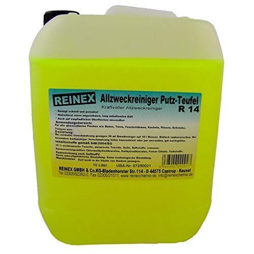 """Allzweckreiniger Citro\""""Putzteufel\"""" REINEX (10 Liter)"""