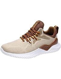 Zapatos De Los Hombres De La Luz del Verano Transpirable Tejido Volador Entrenadores Zapatos Deportivos Ocasionales Zapatillas para Correr
