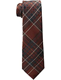 Haggar Men's Plaid Necktie