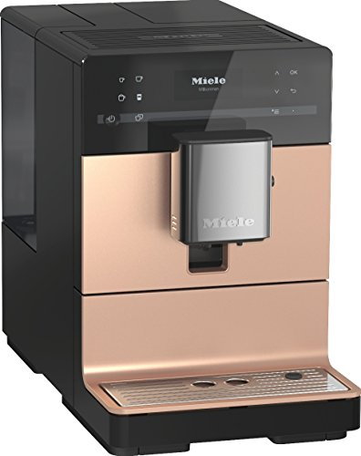 Miele CM 5500 Kaffeevollautomat (OneTouch- und OneTouch for Two-Zubereitung, 2 Genießerprofile,...