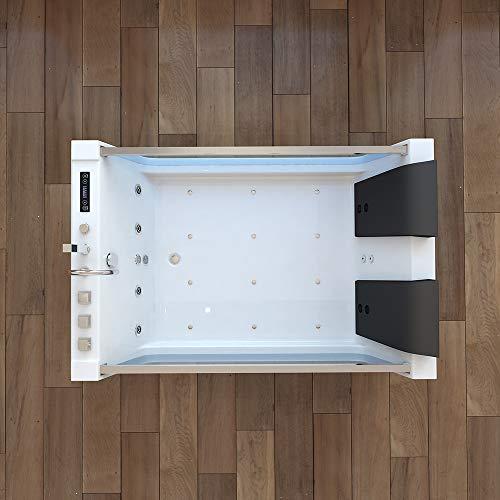 Home Deluxe Atlantic XL Whirlpool, inkl. komplettem Zubehör - 6