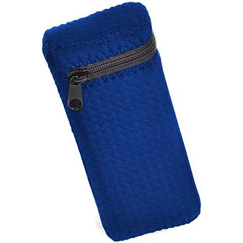 YAMAY altavoz inalámbrico Bluetooth caso, impermeable de viaje portátil Slim cremallera manga protectora bolsas bolsa caja funda de transporte Carcasa para mini Jambox altavoz inalámbrico Bluetooth (MINIJAMBOX