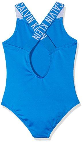 Calvin Klein Swimsuit, Maillot Une Pièce Fille