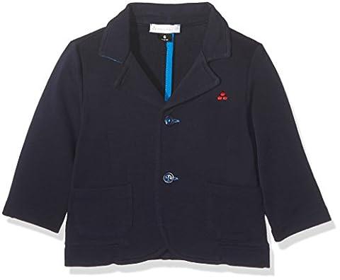 Peuterey kids Baby Jungen Jacke Jacket, Blau (Bluing 014), 68 (Herstellergröße: 6M)