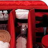 Elite Bags Jumbles - Zaino per kit di pronto soccorso, modello Jumbles, colore: rosso