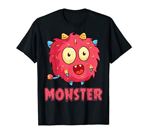 Mutter Und Kostüm Sohn Passende - Vater Mutter Sohn Tochter Partnerlook Shirt Monster T-Shirt