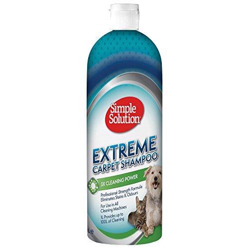 simple solution 24292 Einfache Lösung Extreme Carpet Shampoo 1l