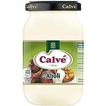 Calvé - Salsa Alioli - 225 ml - [Pack de 12]